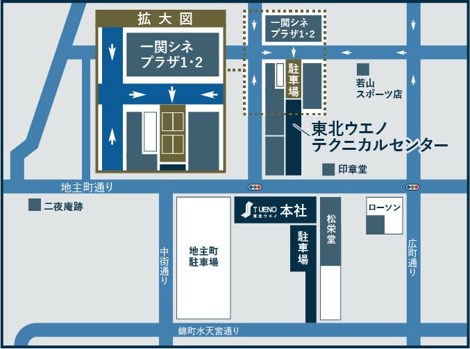 UenoOfficeParkingMAPb